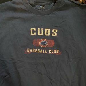 Chicago Cubs sleeveless shirt